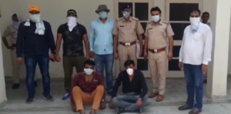 Two more accused arrested in policemen murder case