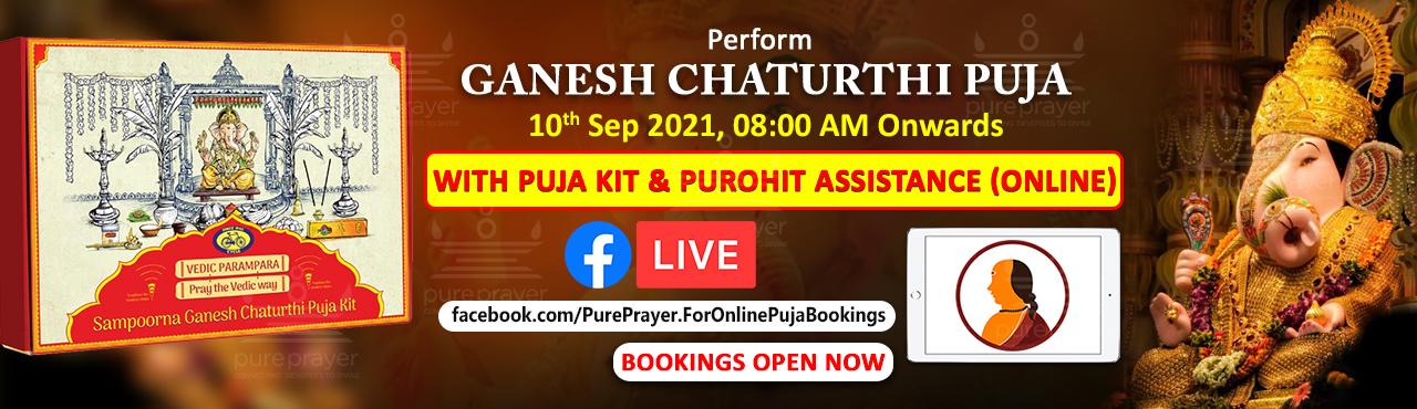 Ganesh Chaturti Puja