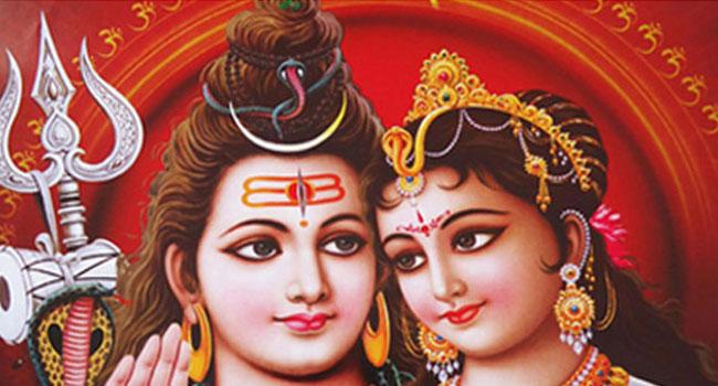Uma Maheshwara Puja for a long and happy married life