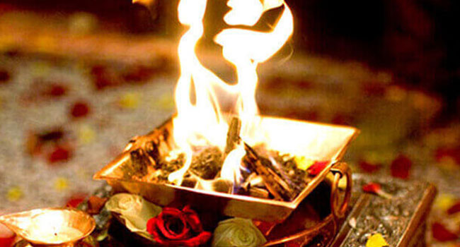 Thila Homam performed in Kshetras are considered auspicious