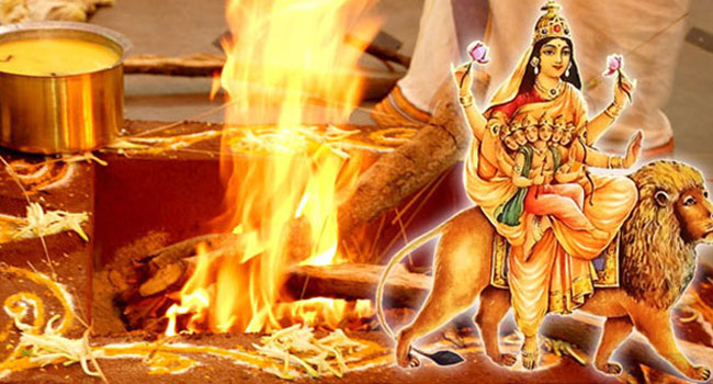 When you perform Shata Chandi Homam, this enables positive vibrations, neutralize negative forces and thoughts