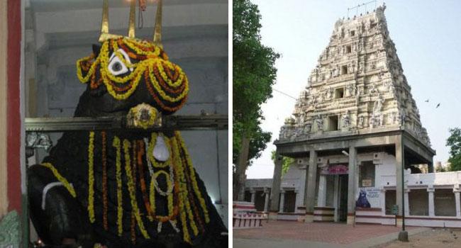 Sri Doddabasavanna Temple   Basavanagudi