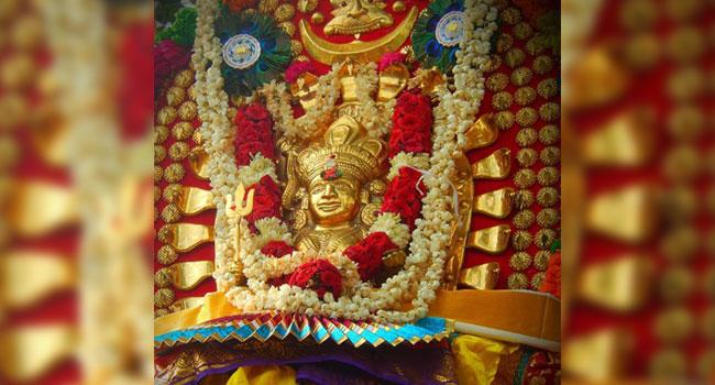 Sree Bhagawathi Temple Manarcaud   Kottayam