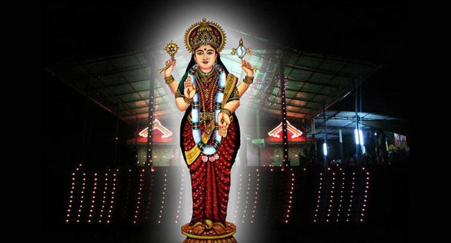 Thaikattussery Punnakkeezhil Sree Bhagavathi Kshethra