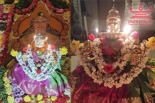 PurePrayer provides highly meritorious Pandits for Durgadeepnamaskaar Puja or Durga Namaskar Pooja in your homes
