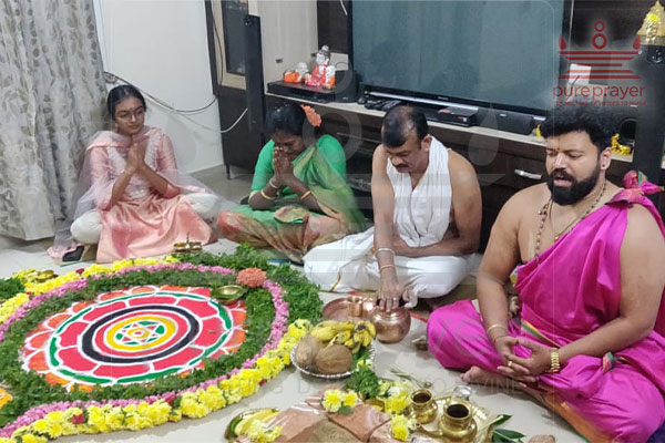 Book and perform Sudarshana Homam Online with best and experienced Pandits, Purohits and Vadhyars from PurePrayer