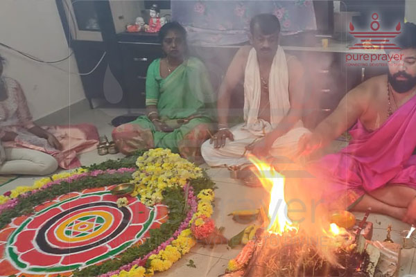 PurePrayer provides the best and experienced Pandits, Purohits and Vadhyars to perform Sudarshana Homam in the safety of your homes