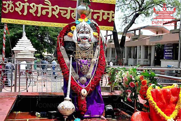 Book for Spiritual Journey to Shani Shingapur with PurePrayer