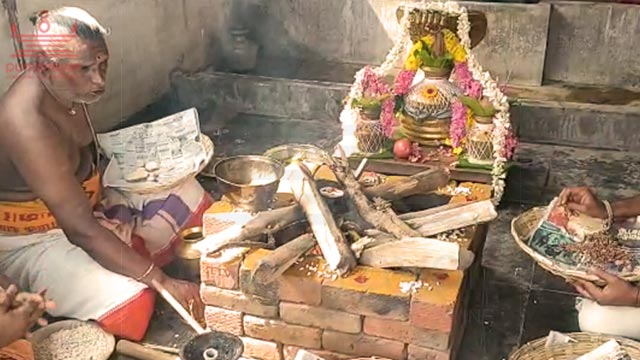 Book best Vadhyar in Rameswaram for Thila Homam with PurePrayer