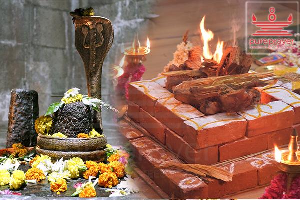 Book for Kala Sarpa Shanti Homa with Pureprayer