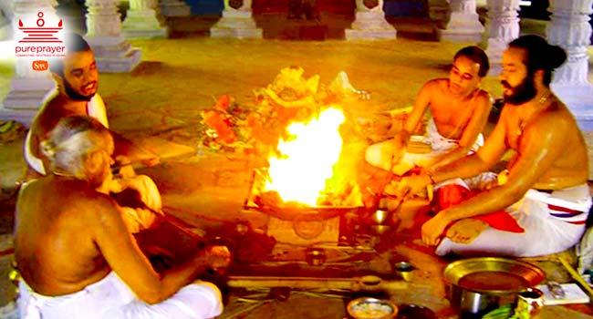 Navagraha Shanti Homam