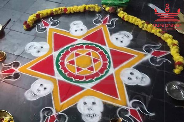 Aghora Pashupatha Havan (Homam)