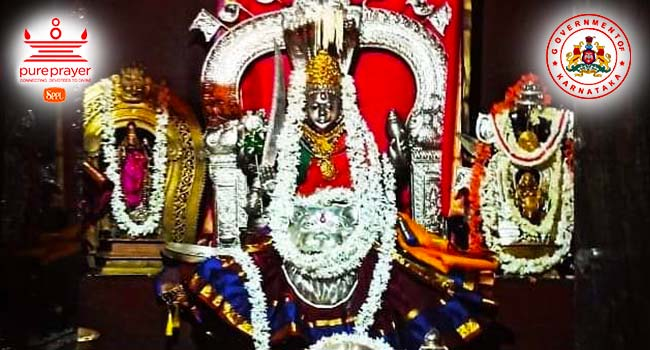 Uppunda Durgaparameshwari Temple, Kundapura, Udupi