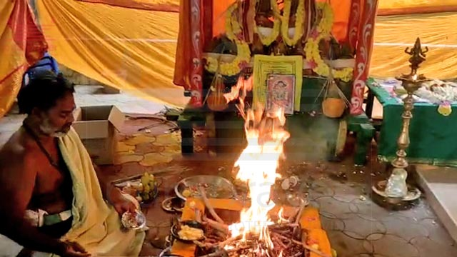 Book and perform Maha Mrityunjaya Homam with experienced & Vedic Purohits from PurePrayer