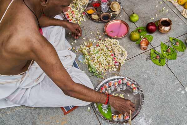 Pandits for Mahalaya Pitrupaksha Shradh in Srirangapatna