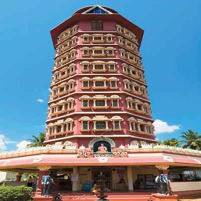 Adi Sankara Keerthi Sthamba Mandapam