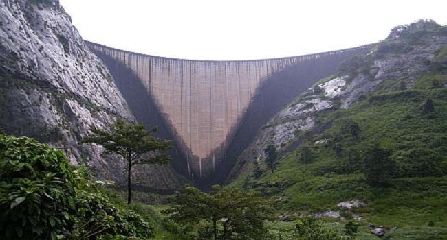 The Idukki Dam/ഇടുക്കി ഡാം