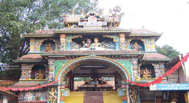 Kanjiramattom Mahadeva Temple/ കാഞ്ഞിരമറ്റം...