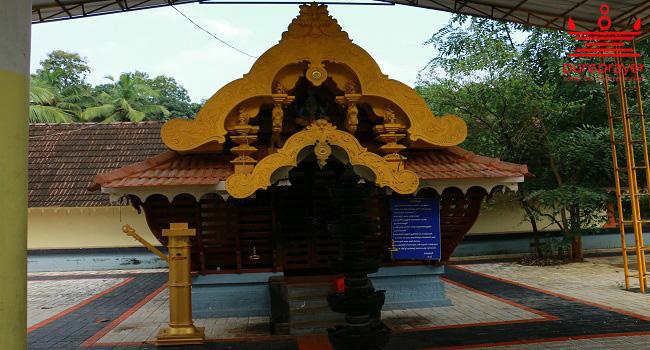 Edavetty Srikrishna Swamy Temple – Idukki