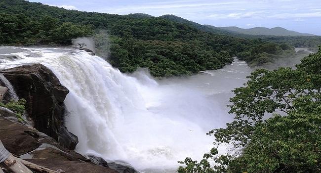 Athirapally water falls / അതിരപ്പിള്ളി...