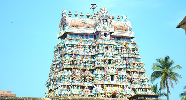 Jambukeswarar Temple / ஜம்புகேஷ்வரர்...