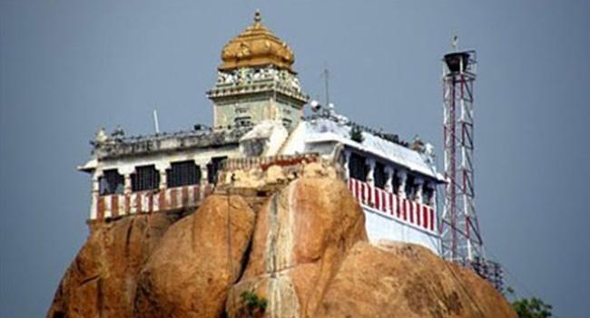 Rock Fort Temple / மலைக் கோட்டை கோவில்