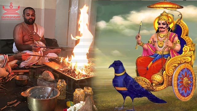 Book the best Vedic and experienced Pandits for performing Shani Preeti Homam