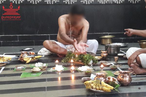 Book Pandits and Vadhyars for Mahalaya Pitrupaksha Shradh in Rameswaram Kshetra