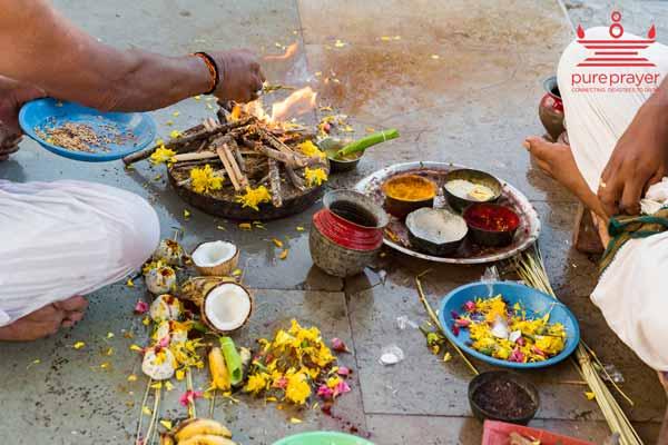 Pitru Paksha Shradh in Rameswaram