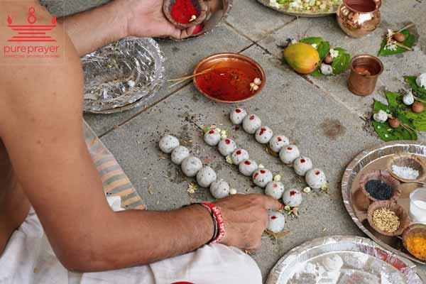 Shraddh Karya at Rameswaram