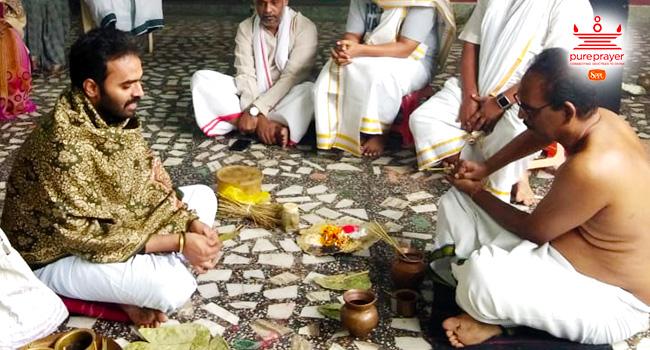 Pitru Paksha Shraddha at Gokarna