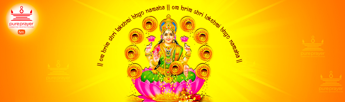 Pureprayer -Vara Maha Lakshmi Puja to Sundara Maha Lakshmi