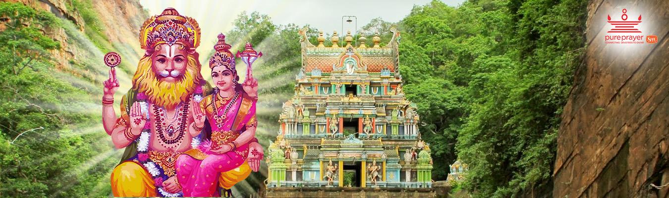 Pureprayer -Ahobilam Nava Naarasimha Yatra (1N   2D)
