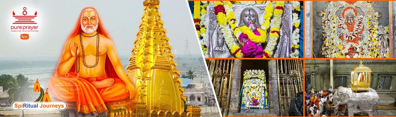 Pureprayer -Mantralayam Yatra (2N | 1D) (Daily Trips)