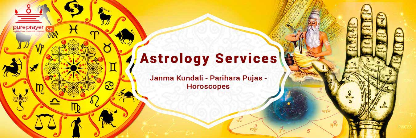 Pureprayer -Vedic Astrologer Services with right solutions