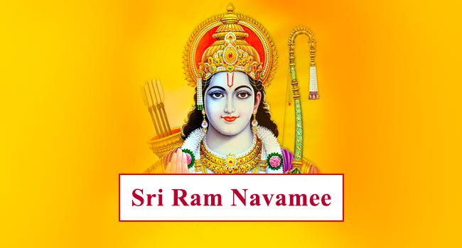 How to celebratie Sri Ram Navamee
