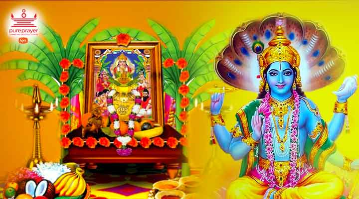 Book the best Vedic Pandit for Satyanarayana Pooja - Katha-Vrat