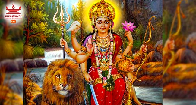 Vanadurga Homam is suggested when difficulties surface from all walks of life.