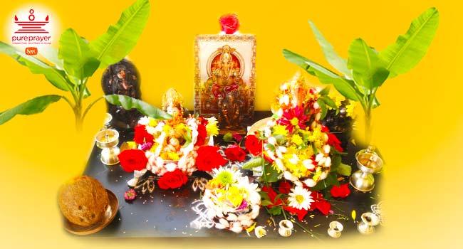 Griha Pravesham | House opening ceremony