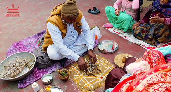 Pandit for Last Rites & Rituals