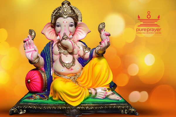 Book Pureprayer Vedic Pandits for Hassle-free Ganesh Chaturthi Festival Celebrations