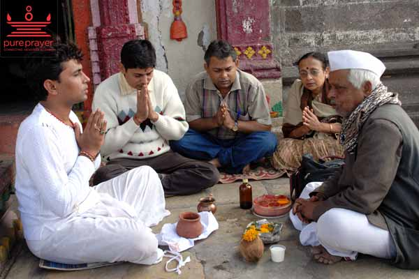 Book Pandits for Asthi Visarjan in Trimbakeshwar Kshetra