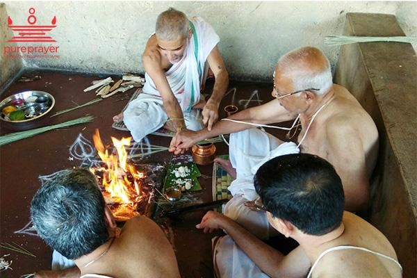 Mahalaya Pitrupaksha Shradh at Trimbakeshwar