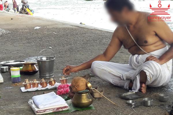 Book Vedic Pandits for Mahalaya Pitrupaksha Shradh in Trimbakeshwar Kshetra