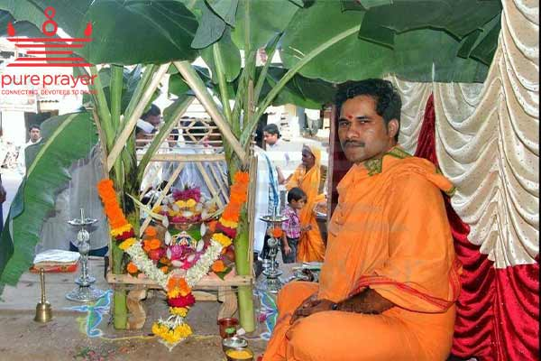 Book the best Marathi Guruji In Bangalore from Pureprayer