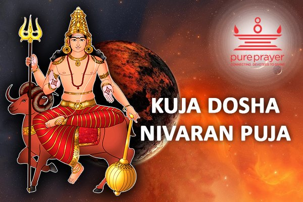 PurePrayer provides the best and experienced Vedic Pandits to perform Parihara Poojas for Kuja Dosha