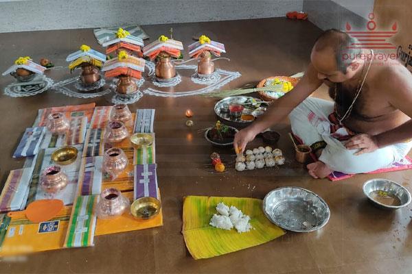 Book and perform Pitru Dosh Nivaran Poojas with best experienced and Vedic Pandits from PurePrayer in Gokarna Kshetra