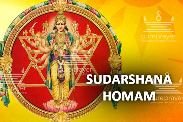 Sudarshan Havan can help you ward off the malefic or negative forces - PurePrayer