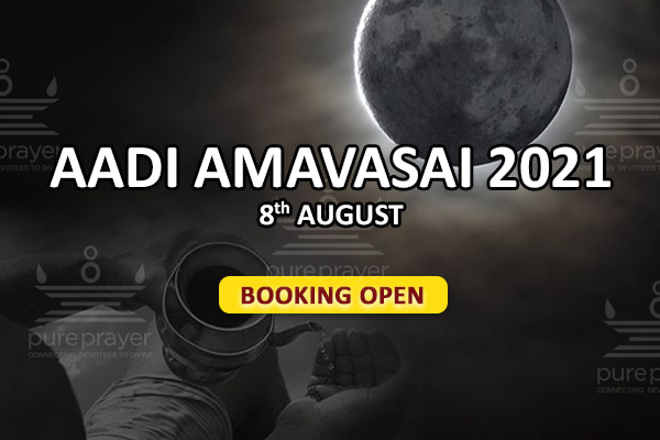 Book & Perform Aadi Amavaasai Tarpanam 2021 with best experienced and Vedic Pandits, Purohits, Tamil Vadhyars from PurePrayer