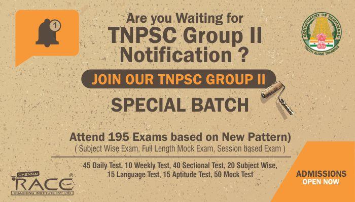 Best Coaching Classes for TNPSC Group II Exam